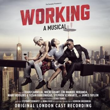 Cover Working: A Musical (Original London Cast Recording)