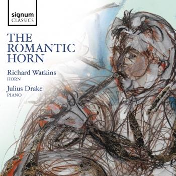 Cover The Romantic Horn