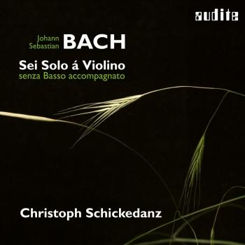 Cover Bach: Sonatas and Partitas for Solo Violin (Sei Solo á Violino senza Basso accompagnato)