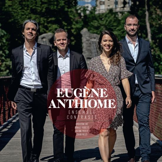 Cover Eugène Anthiome