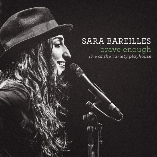 Cover Brave Enough: Live at the Variety Playhouse
