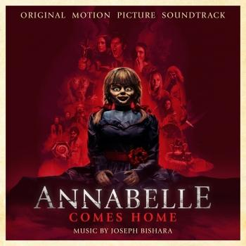 Cover Annabelle Comes Home (Original Motion Picture Soundtrack)