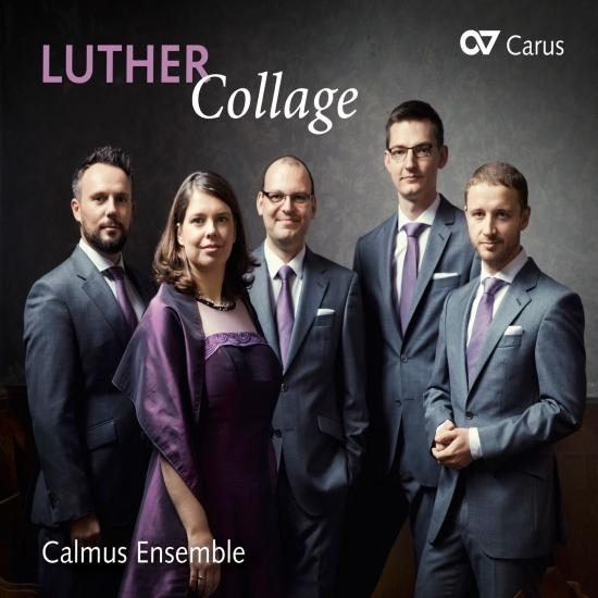 Cover Luther Collage