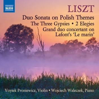 Cover Liszt: Works for Violin & Piano