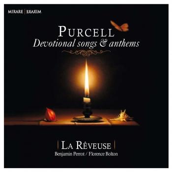 Cover Purcell: Devotional songs & Anthems