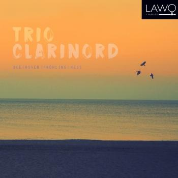 Cover Trio ClariNord: Beethoven/Frühling/Ness