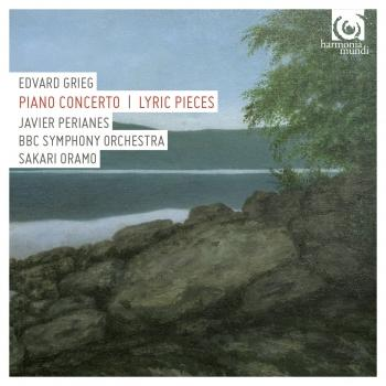 Cover Grieg: Piano Concerto & Lyric Pieces