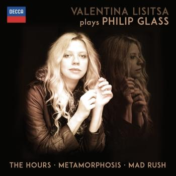 Cover Valentina Lisitsa Plays Philip Glass