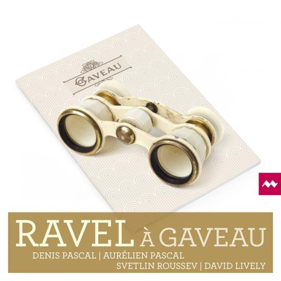 Cover Ravel à Gaveau