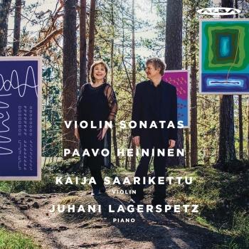 Cover Paavo Heininen: Boston Sonatas, Op. 134