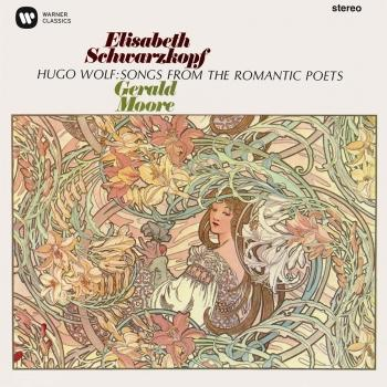 Cover Wolf: Songs from the Romantic Poets (Remastered)