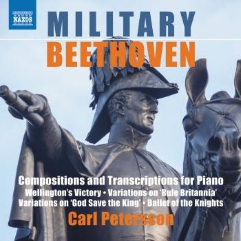Cover Military Beethoven