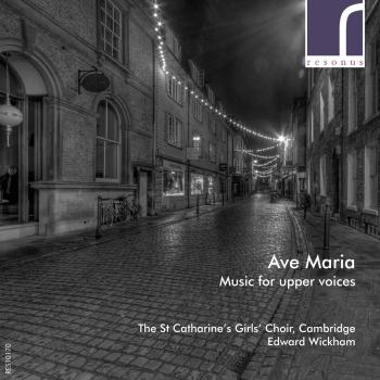Cover Ave Maria: Music for Upper Voices