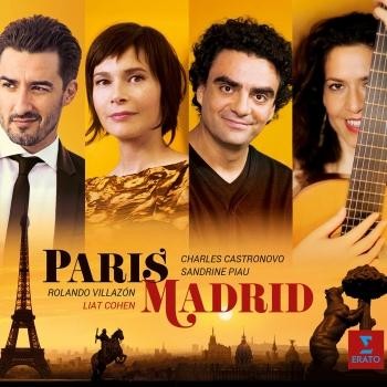 Cover Paris - Madrid