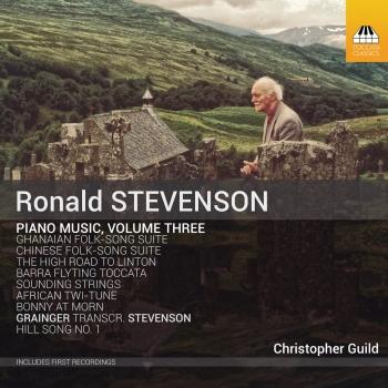 Cover Stevenson: Piano Music, Vol. 3