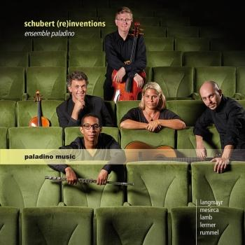 Cover Schubert (Re)inventions