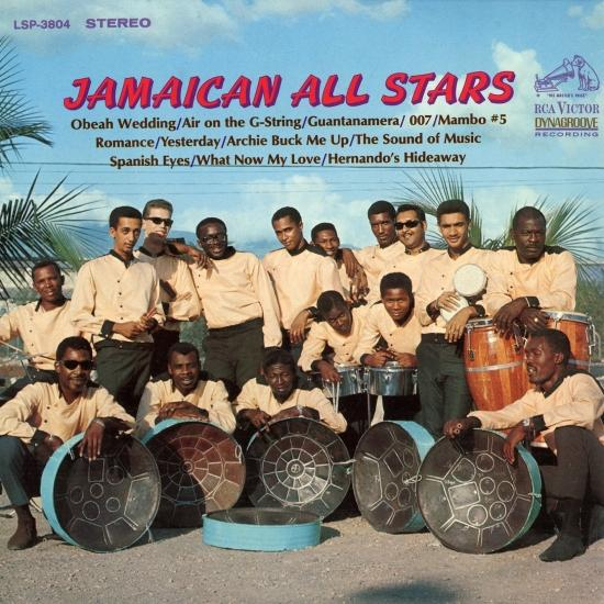 Cover Jamaican All Stars (Remastered)