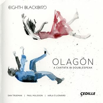 Cover Olagón: A Cantata in Doublespeak