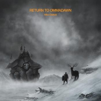 Cover Return To Ommadawn