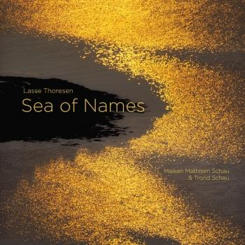 Cover Lasse Thoresen: Sea of Names