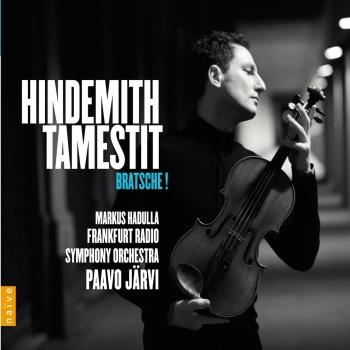Cover Hindemith: Bratsche!