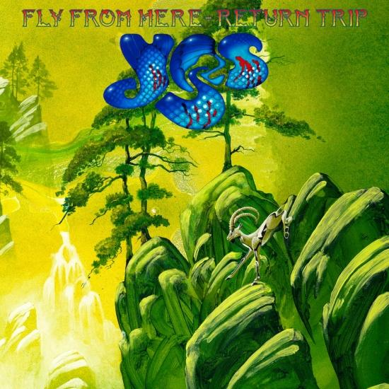 Cover Fly From Here: Return Trip (Remastered)
