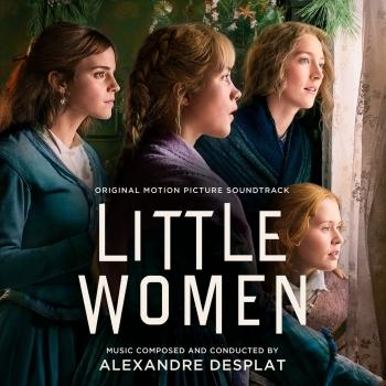 Cover Little Women (Original Motion Picture Soundtrack)