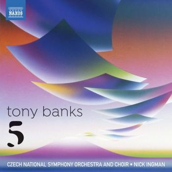 Cover Tony Banks: Five