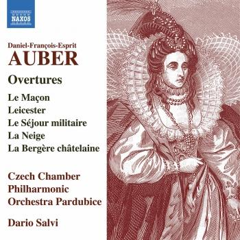 Cover Auber: Overtures & Other Works