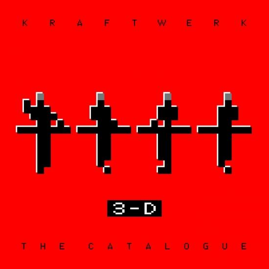 Cover 3-D The Catalogue (English)