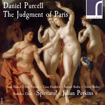 Cover Purcell: The Judgment of Paris