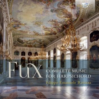 Cover Fux: Complete Music for Harpsichord
