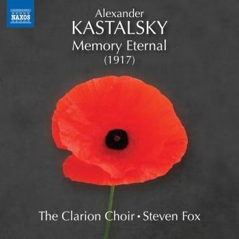 Cover Kastalsky: Memory Eternal