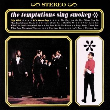 Cover The Temptations Sing Smokey (Remastered)