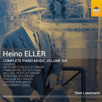 Cover Eller: Complete Piano Music, Vol. 6