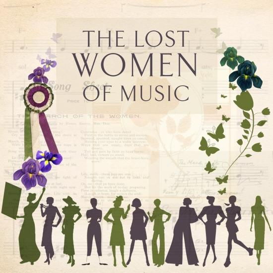 Cover The Lost Women Of Music