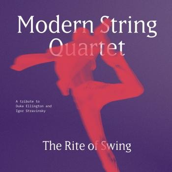 Cover The Rite of Swing
