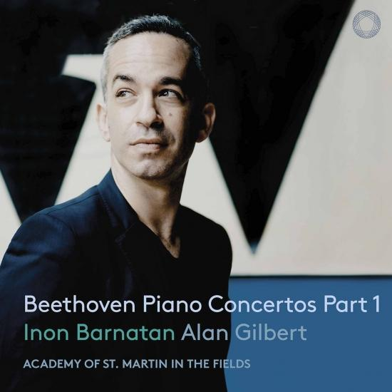 Cover Beethoven: Piano Concertos, Vol. 1