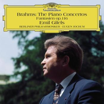 Cover Brahms: The Piano Concertos; Fantasien Op. 116
