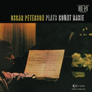 Cover Oscar Peterson Plays Count Basie