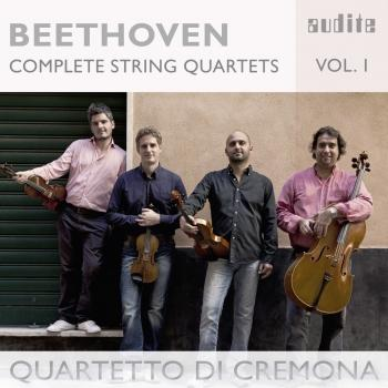 Cover Beethoven: Complete String Quartets, Vol. 1
