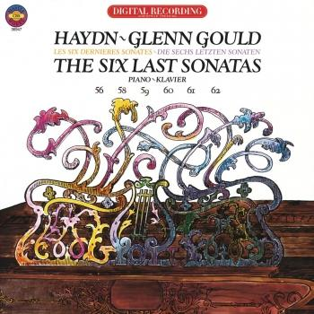 Cover Haydn: The Six Last Piano Sonatas (Remastered)