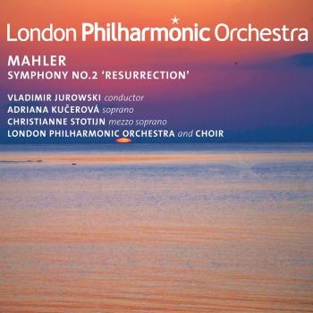 Cover Mahler Symphony No. 2, Resurrection
