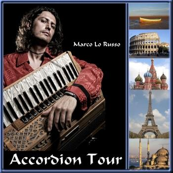Cover Accordion Tour (Remaster)