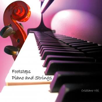 Cover Footsteps Piano and Strings