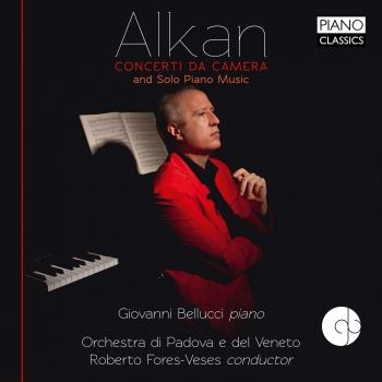 Cover Alkan: Concerti da Camera and Solo Music