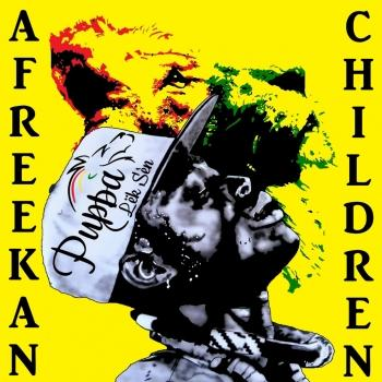 Cover Afreekan Children