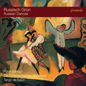 Cover Russian Dances