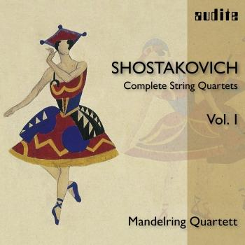 Shostakovich: Complete String Quartets, Vol. I