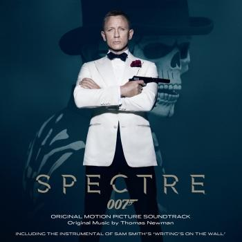 Cover Spectre (Original Motion Picture Soundtrack)